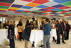 Eröffnung des Welcome Center Stuttgart (Foto: WRS/Rörich)