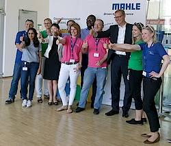 SoistS bei Mahle am 6. Deutschen Diversity-Tag