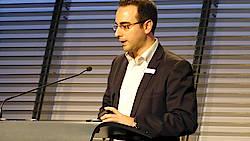 Alessandro També, Agentur für Arbeit Stuttgart. Foto: Italienisches Generalkonsulat Stuttgart.
