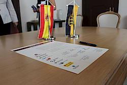 Foto: Absichtserklärung für eine gezielte Integration spanischer Zuwanderer (Foto: HWK Region Stuttgart).