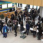 """Jobmesse """"Ausländische Fachkräfte und Azubis finden"""" am 01.02.2019 in der IHK Region Stuttgart (Foto: IHK Region Stuttgart/Hörner)."""
