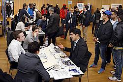 Jobmesse für ausländische Fachkräfte am 15. April 2016 in der IHK Region Stuttgart. Foto: IHK/Kern.