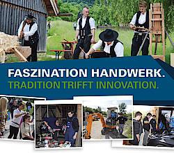 Faszination Handwerk. Foto: Kreishandwerkerschaft Esslingen-Nürtingen.