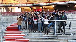 New Citizens Club/Neubürgerstammtisch, VfB Arena-Tour. Foto: Katharina Tomaszewski, WRS.
