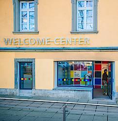 Außenaufnahme Welcome Center Stuttgart. Foto: martinlorenz.net